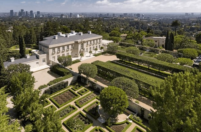 Chartwell, most expensive homes in LA