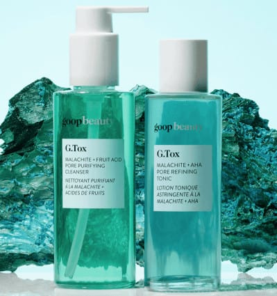 Celebrity beauty product, G.tox