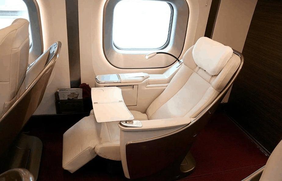 Gran Class- Lap of luxury