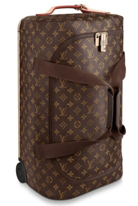 Louis Vuitton celebrity carry-on