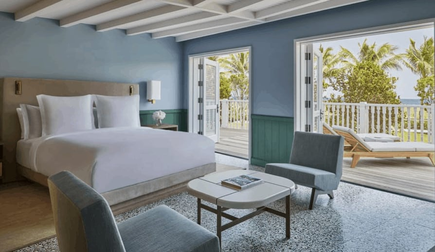 Room suite the Surf Club