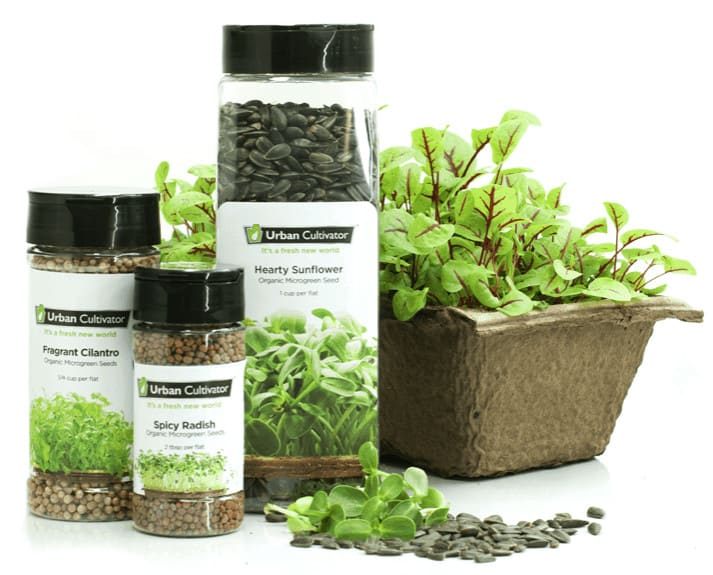 Grow kit for indoor gardening