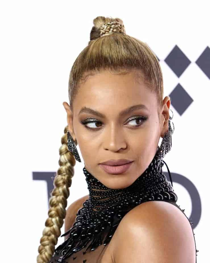 Beyonce is in demand for celebrity endorsements.