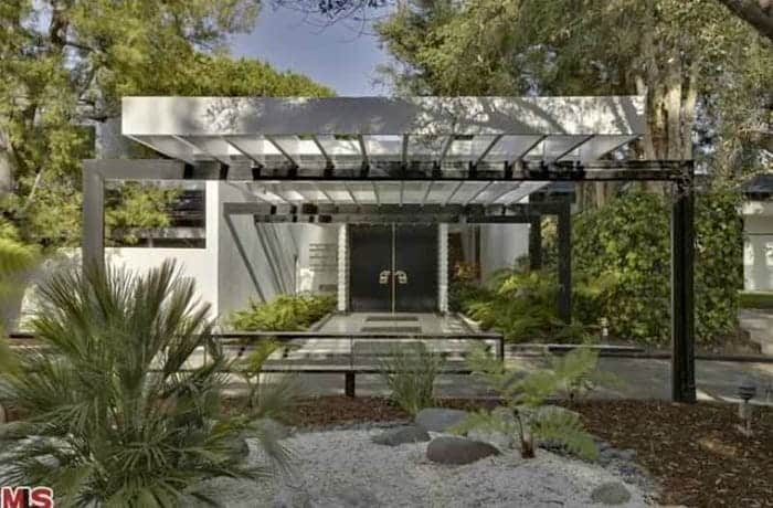 Brody House in Holmby Hills