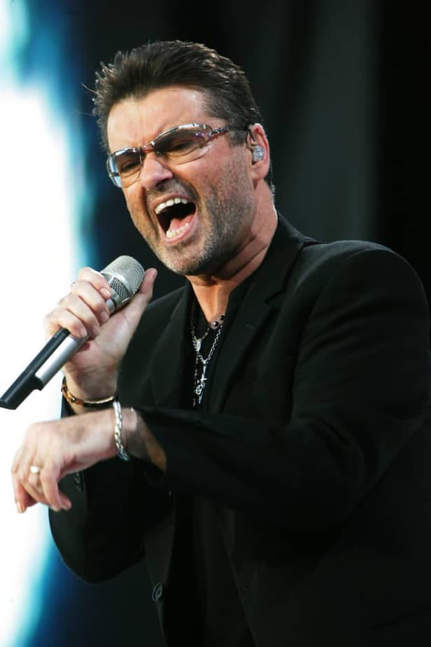 George Michael gave so much to charity