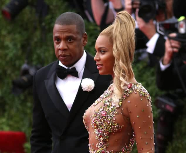 Jay_Z and Beyonce