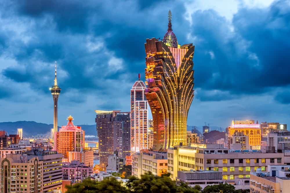Macau is a great place for a long healthy life.