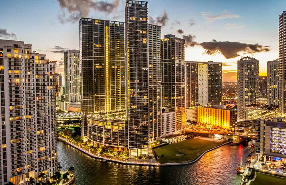 Moving to Brickell towers in Miami