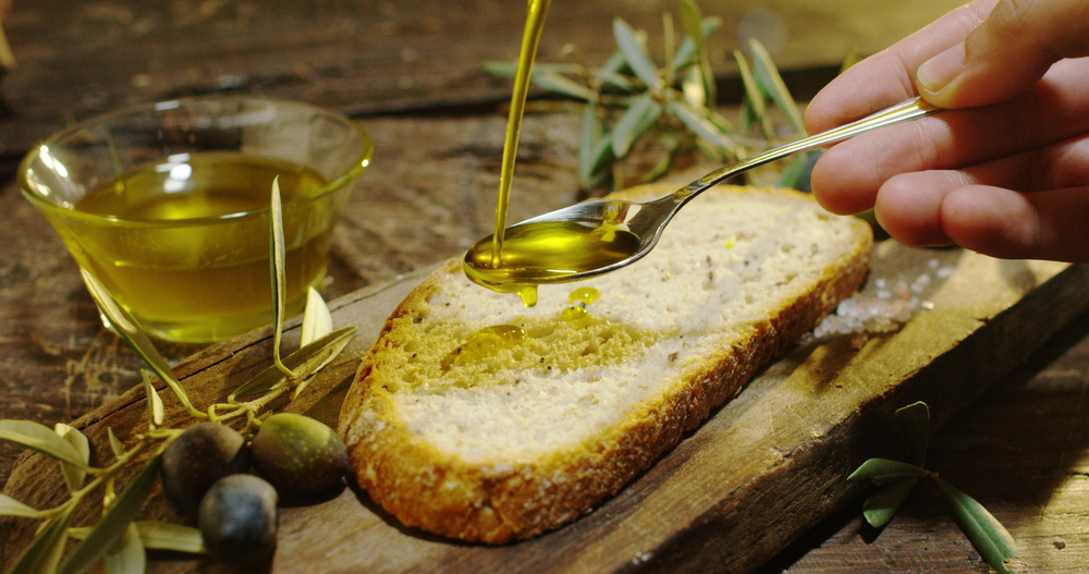 Olive oil on bread one of the top reasons to visit croatia