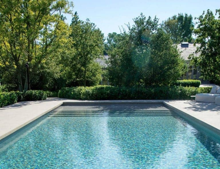 Presidential pool owned by candidate West