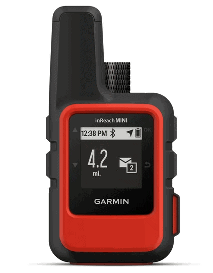 Garmin inReach mini cool gadget for preparedness kits