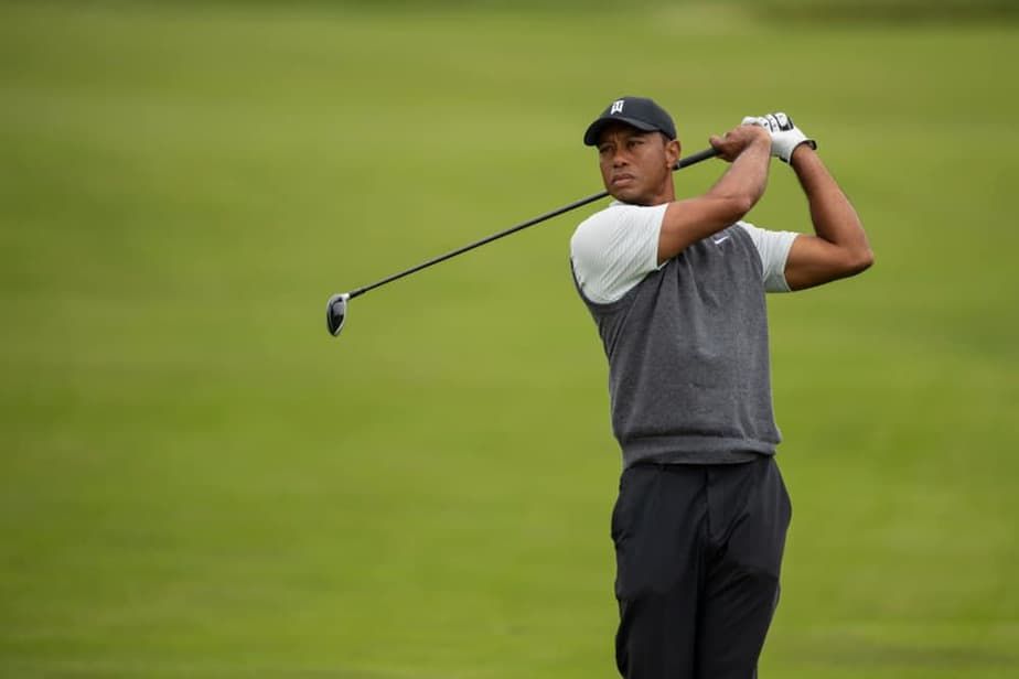 Tiger-Woods-at-the-grand-slam-U.S.-Open