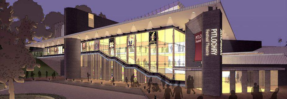 The Pitlochry Festival Theatre