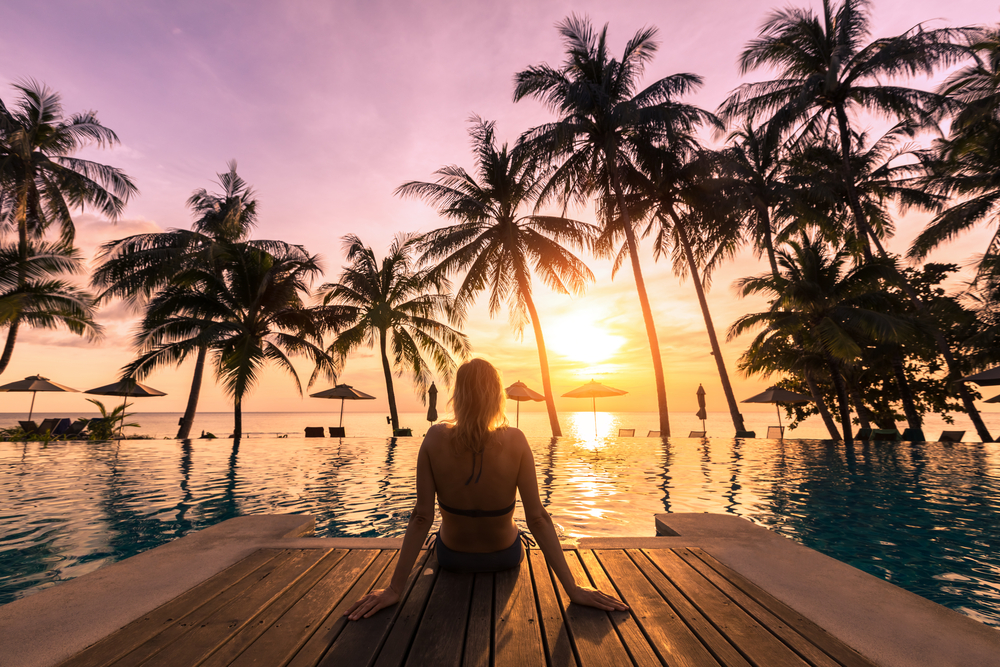 consumer preferences show luxury beach resorts in demand