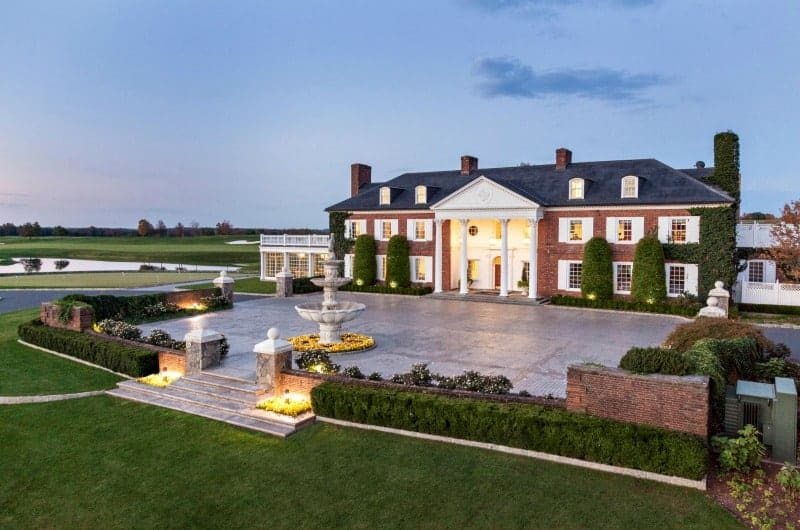 Homes of the Presidential candidates- Donald Trump Golf Club