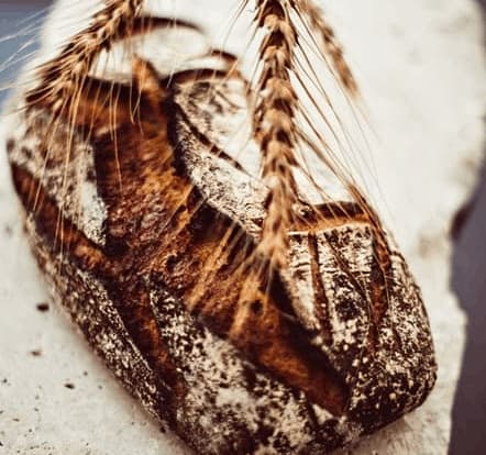 hand made artisanal bread
