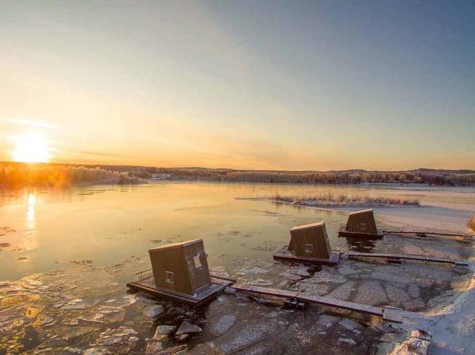 Splurge vacation in Lapland, Iceland hotel