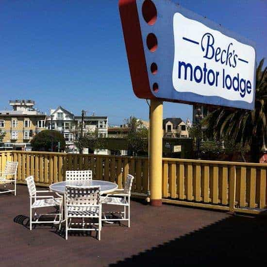 Beck;s motor lodge motel