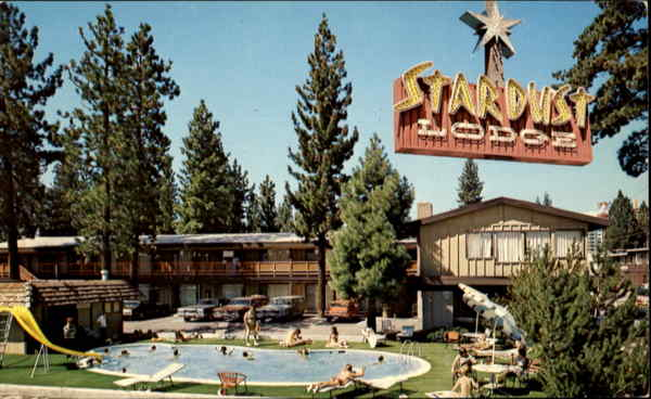 Stardust lodge motel