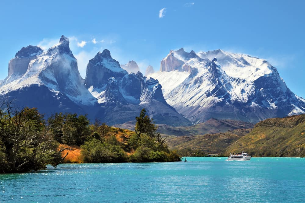 Torres del Paine National Park Patagonia, Chile
