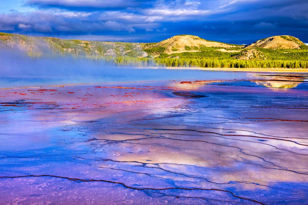 Best off-the-beaten-path places in the USA, Midway Geyser Basin