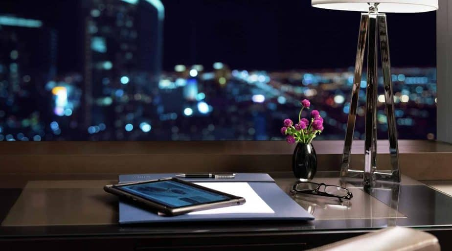 vdara-hotel-suite-detail-tablet-desk-with-view-scaled-1